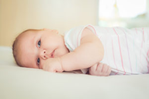 baby van twee maanden