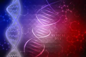 DNA-string