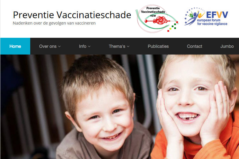 vaccinatieschade.be